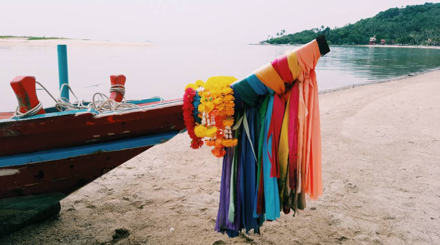 Backpacking Asien – KonMari/Minimalismus aufReisen?